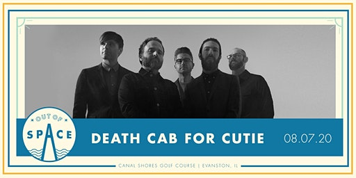 Out of Space 2020: Death Cab for Cutie at Canal Shores