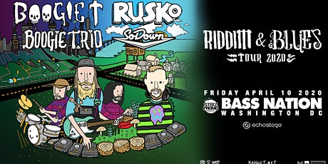 Boogie T & Boogie T.rio w/ Special Guest Rusko tickets
