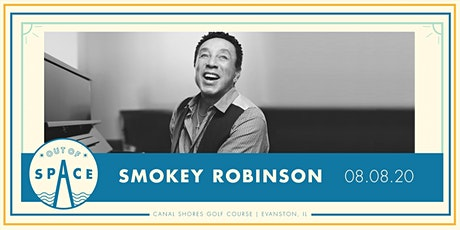 Out of Space 2020: Smokey Robinson at Canal Shores tickets