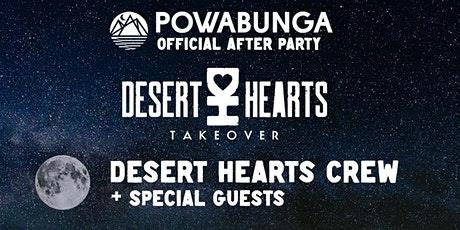 Official Powabunga After Party // Desert Hearts Takeover tickets