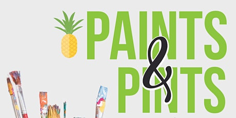March Paints and Pints at The Siren in Morro Bay tickets