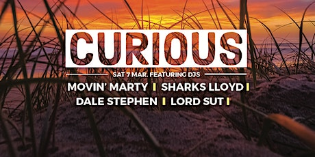 Curious 07.03.2020 tickets