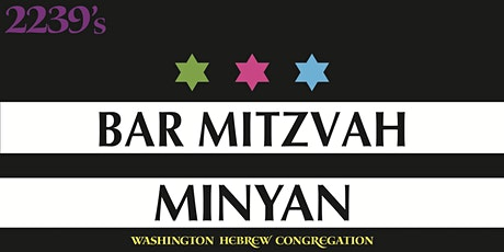 Bar Mitzvah Minyan! tickets