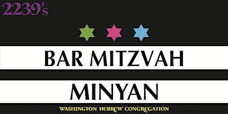 Bar Mitzvah Minyan! tickets