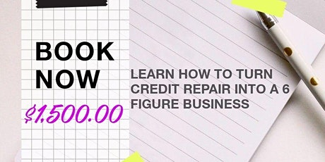 START A CREDIT REAPIR BUSINESS tickets