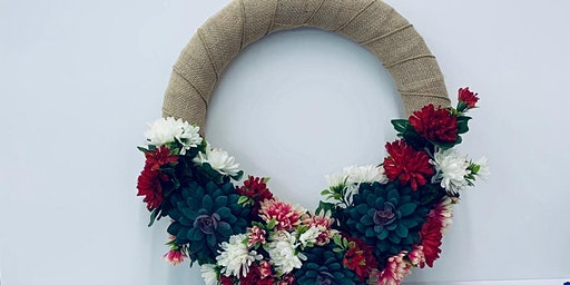 Spring Wreath - Hilo