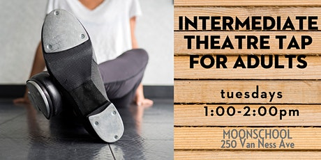 Adult Intermediate Theatre Tap at MoonSchool tickets