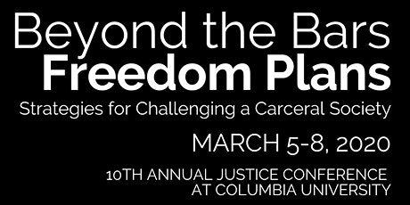 Beyond the Bars: Freedom Plans tickets