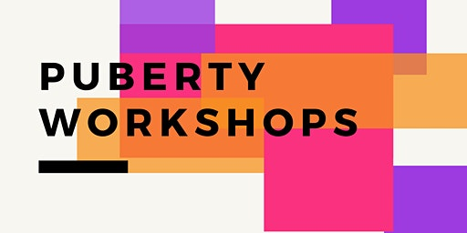 Puberty Workshops with Terri Couwenhoven
