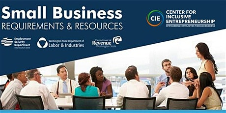 Small Business Requirements & Resources Workshop - Sequim, Wash. tickets