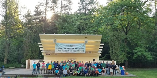 Southern Oregon Regional Tree Climbing Competition