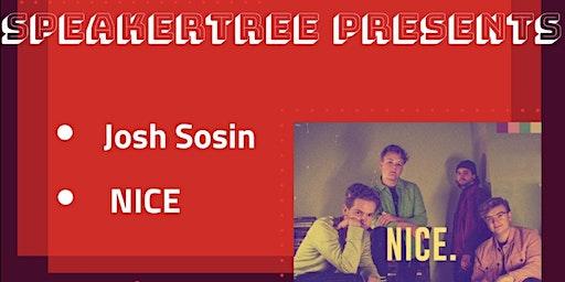 NICE. + Josh Sosin—Fight Against Human Trafficking