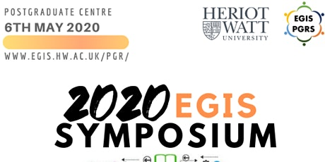 2020 EGIS Symposium tickets