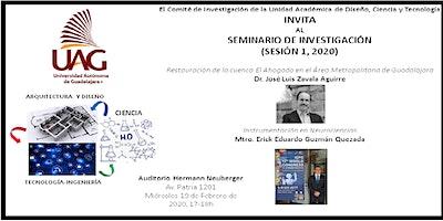 SEMINARIO DE INVESTIGACIÓN DCYT SESION 1 2020
