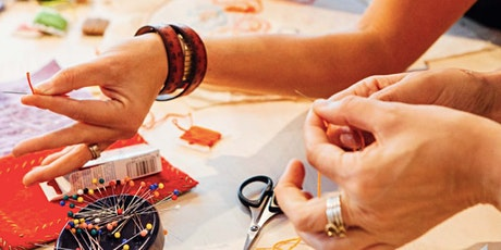 Mend Assembly Totnes // Workshops // Washable sanitary pad tickets