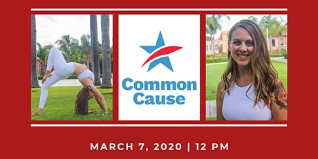 Donation Yoga Class for Common Cause tickets