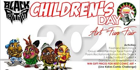 BLACK PANTHER CHILDREN'S DAY 2020 tickets