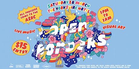 OPEN BORDERS 5.0 tickets