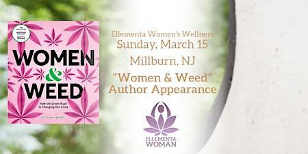 Ellementa Central Jersey (Millburn): Women & Weed Book Tour
