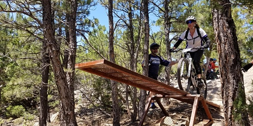 Glendo Co-Ed Mountain Bike Skills Camp 2020