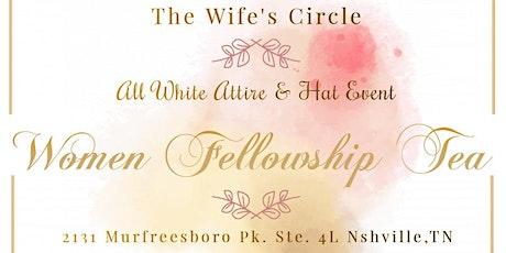 Women's Fellowship Luncheon tickets