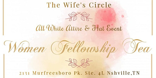 Women's Fellowship Luncheon