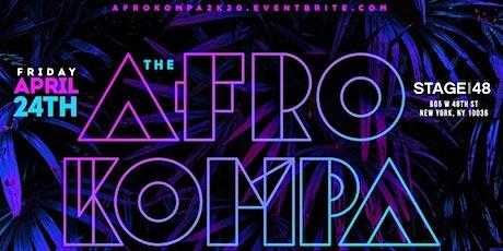AFRO KOMPA 2K20 tickets