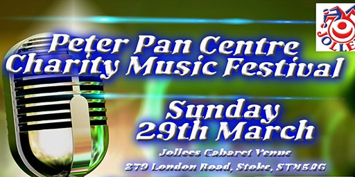 Peter Pan Charity Music Festival