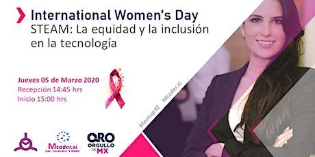 International Women´s Day Querétaro 2020 (IWDQ) tickets