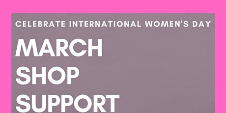 International Women's Day March & Fundraiser tickets