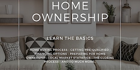 Jump into Home Ownership-Home Buyers Seminar tickets