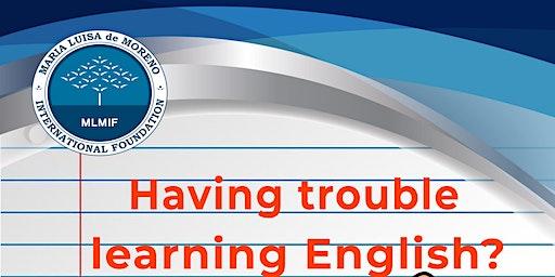 MLMIF Presents: English Workshops