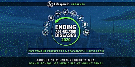 Ending Age-Related Diseases 2020 tickets
