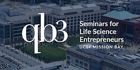 "QB3 Seminar: Trevor Martin, Mammoth Biosciences. ""Mammoth Biosciences: A Different Approach to CRISPR"" tickets"