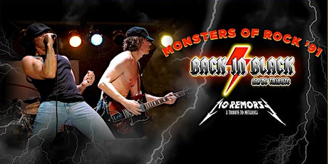 Monsters of Rock '91: Back In Black (Tribute To AC/DC) tickets