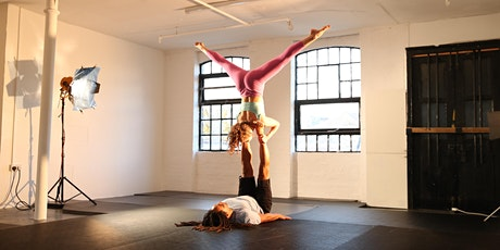 AcroYoga Foundation Course (Wednesday 5 Weeks) Hackney Central tickets