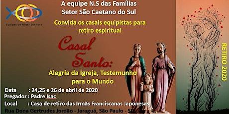 Retiro Anual - Região SP Sul I - Setor São Caetano ingressos