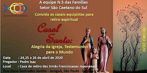 Retiro Anual - Região SP Sul I - Setor São Caetano