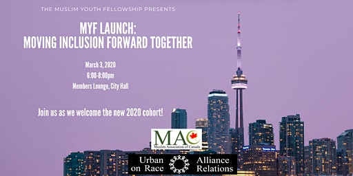 Muslim Youth Fellowship Launch: Moving Inclusion Forward Together