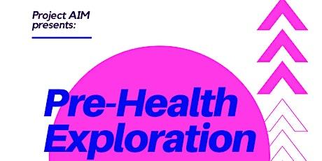 Explore Health Careers tickets