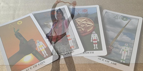 Tarot as a Basis for Meaningful Choreography & Personal Growth tickets