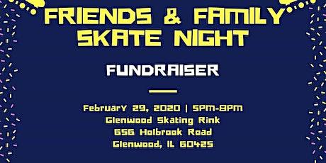 Friends & Family Skate Night tickets