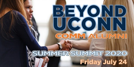 Beyond UConn - COMM Alumni Summer Summit tickets