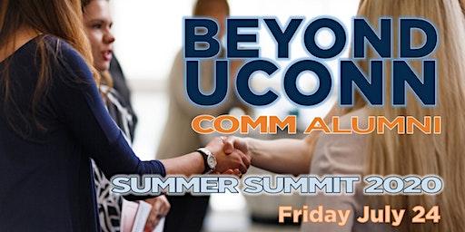 Beyond UConn - COMM Alumni Summer Summit