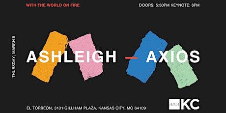 AIGA KC's Spring Keynote: Ashleigh Axios tickets
