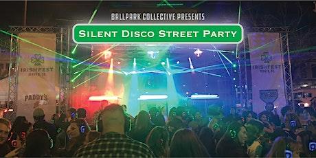 Silent Disco Street Party at Irishfest Denver tickets
