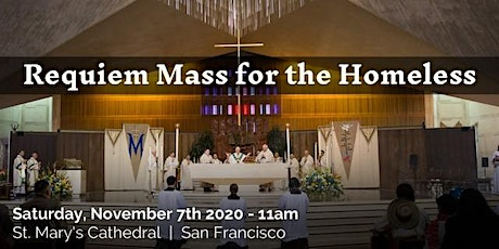 Requiem Mass for the Homeless (composed by Frank La Rocca) tickets
