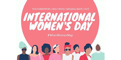 International Women's Day Mapathon 2020 tickets