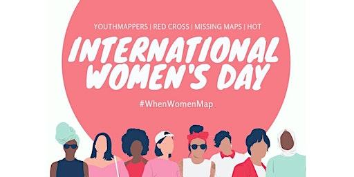 International Women's Day Mapathon 2020