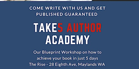 An Author Academy WRITERS & BOOK PUBLISHING WORKSHOP tickets